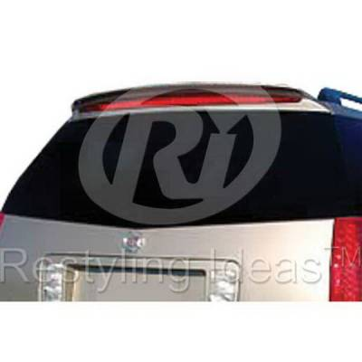 Spoilers - Custom Wing - Restyling Ideas - Cadillac SRX Restyling Ideas Spoiler - 01-CASR04C