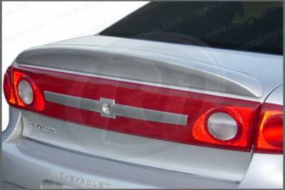 Spoilers - Custom Wing - Restyling Ideas - Chevrolet Cavalier Restyling Ideas Factory Style Spoiler - 01-CHCAV03F