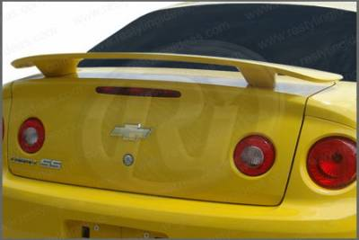 Spoilers - Custom Wing - Restyling Ideas - Chevrolet Cobalt 2DR Restyling Ideas Factory 2-Post Style Spoiler - 01-CHCOB05F2