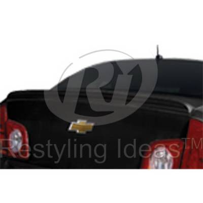 Spoilers - Custom Wing - Restyling Ideas - Chevrolet Malibu Restyling Ideas Spoiler - 01-CHMA08CLM