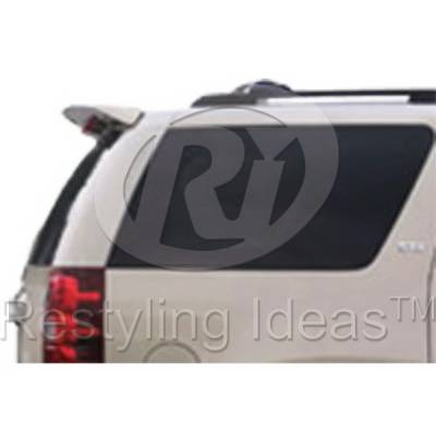Spoilers - Custom Wing - Restyling Ideas - Chevrolet Tahoe Restyling Ideas Spoiler - 01-CHSU07CLM