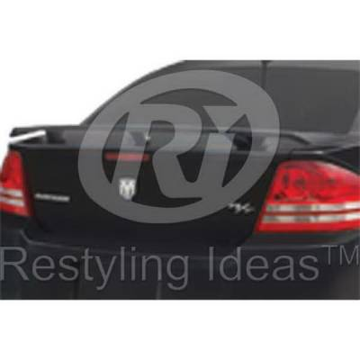 Spoilers - Custom Wing - Restyling Ideas - Dodge Avenger Restyling Ideas Spoiler - 01-DOAV08F