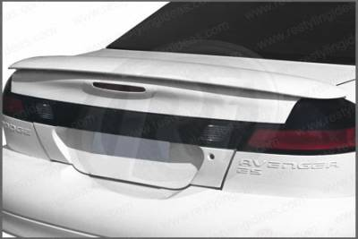 Spoilers - Custom Wing - Restyling Ideas - Dodge Avenger Restyling Ideas Factory Style Spoiler - 01-DOAV95F