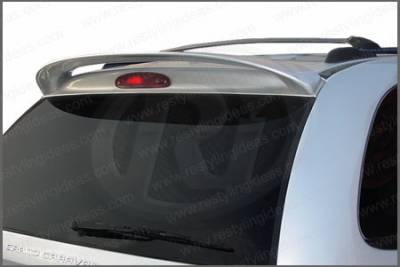 Spoilers - Custom Wing - Restyling Ideas - Dodge Caravan Restyling Ideas Factory Style Spoiler - 01-DOCA01F