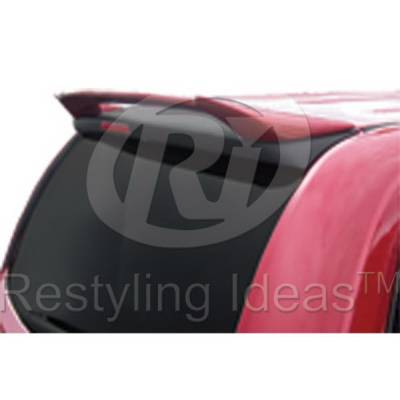 Spoilers - Custom Wing - Restyling Ideas - Dodge Caravan Restyling Ideas Spoiler - 01-DOCA08C