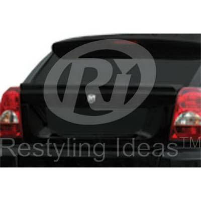 Spoilers - Custom Wing - Restyling Ideas - Dodge Caliber Restyling Ideas Spoiler - 01-DOCAL06CLM