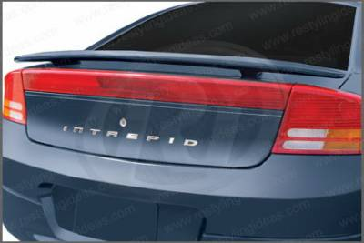 Spoilers - Custom Wing - Restyling Ideas - Chrysler Sebring 4DR Restyling Ideas Custom 2-Post Style Spoiler - 01-DOIN98F