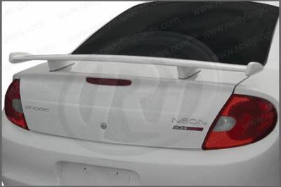 Spoilers - Custom Wing - Restyling Ideas - Dodge Neon Restyling Ideas Low Profile Style Spoiler - 01-DONE01FRT