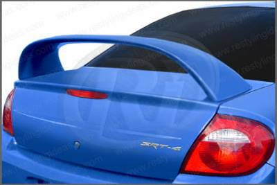 Spoilers - Custom Wing - Restyling Ideas - Dodge Neon Restyling Ideas Hi-Profile Style Spoiler - 01-DONE04FSRT