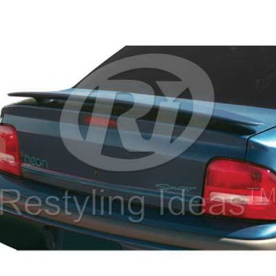 Spoilers - Custom Wing - Restyling Ideas - Dodge Neon Restyling Ideas Spoiler - 01-DONE94F