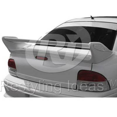 Spoilers - Custom Wing - Restyling Ideas - Dodge Neon Restyling Ideas Spoiler - 01-DONE95GTL