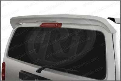 Spoilers - Custom Wing - Restyling Ideas - Dodge Nitro Restyling Ideas Custom Large Style Spoiler - 01-DONI07CL