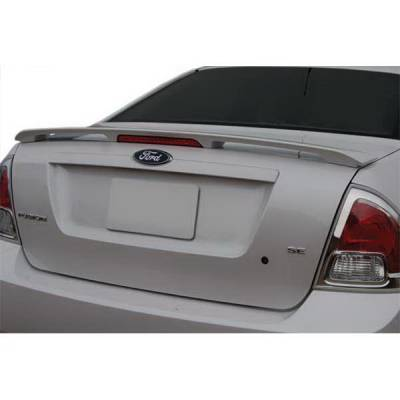 Spoilers - Custom Wing - Restyling Ideas - Ford Fusion Restyling Ideas Spoiler - 01-FOFU07FL