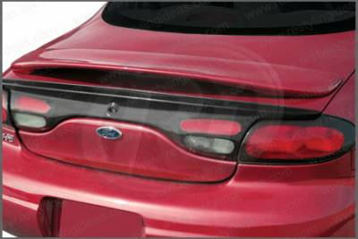 Spoilers - Custom Wing - Restyling Ideas - Ford Taurus Restyling Ideas Factory Style Spoiler - 01-FOTA98F