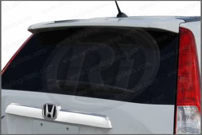 Spoilers - Custom Wing - Restyling Ideas - Honda CRV Restyling Ideas Factory Style Spoiler - 01-HOCR07F