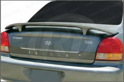 Spoilers - Custom Wing - Restyling Ideas - Hyundai Sonata Restyling Ideas Factory Style Spoiler - 01-HYSO00F