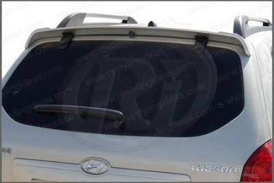 Spoilers - Custom Wing - Restyling Ideas - Hyundai Tucson Restyling Ideas Custom Flush Style Spoiler - 01-HYTU05C