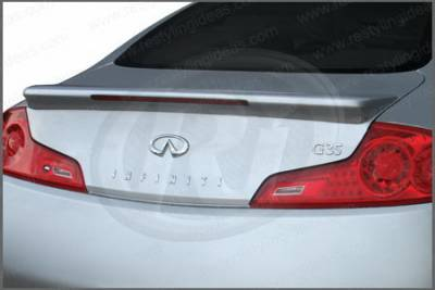 Spoilers - Custom Wing - Restyling Ideas - Infiniti G35 Restyling Ideas Spoiler - 01-ING306F2L