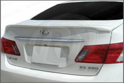 Spoilers - Custom Wing - Restyling Ideas - Lexus ES Restyling Ideas Custom Lip Style Spoiler - 01-LEES07CLM