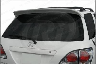 Spoilers - Custom Wing - Restyling Ideas - Lexus RX Restyling Ideas Factory Deflector Style Spoiler - 01-LERX00F