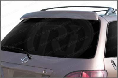 Spoilers - Custom Wing - Restyling Ideas - Lexus LX Restyling Ideas Factory Style Spoiler with LED - 01-LERX99F