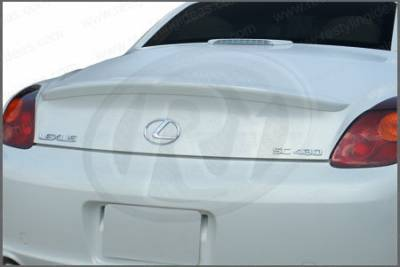 Spoilers - Custom Wing - Restyling Ideas - Lexus SC Restyling Ideas Factory Lip Style Spoiler - 01-LESC02F