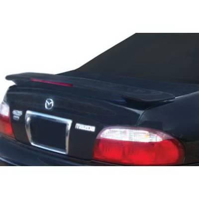 Spoilers - Custom Wing - Restyling Ideas - Mazda 626 Restyling Ideas Spoiler - 01-MA6298FL
