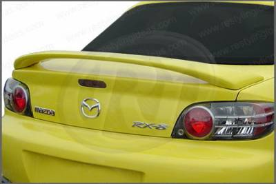 Spoilers - Custom Wing - Restyling Ideas - Lexus RX Restyling Ideas Factory Style Spoiler - 01-MARX804F