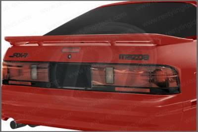 Spoilers - Custom Wing - Restyling Ideas - Lexus RX Restyling Ideas Factory GTU Style Spoiler - 01-MARX86FGTU