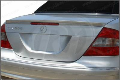 Spoilers - Custom Wing - Restyling Ideas - Mercedes CLK Restyling Ideas Spoiler - 01-MBCLK03F55