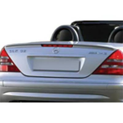Spoilers - Custom Wing - Restyling Ideas - Mercedes R Class Restyling Ideas Spoiler - 01-MBSLK04F