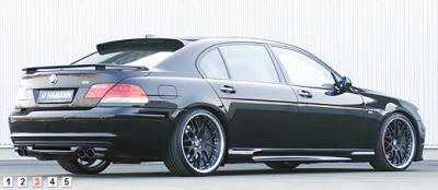 7 Series - Body Kits - Hamann - BMW 7-Series E66 Aero Kit