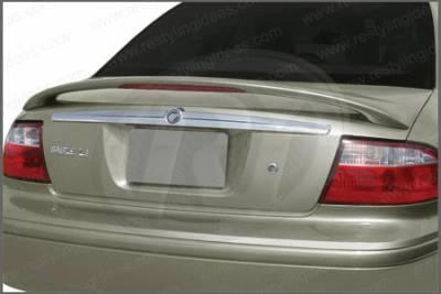 Spoilers - Custom Wing - Restyling Ideas - Mercury Sable Restyling Ideas Factory Style Spoiler with LED - 01-MESA00FL