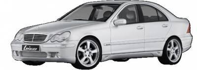 C Class - Body Kits - Lorinser - Mercedes C-Class Edition Aero Kit