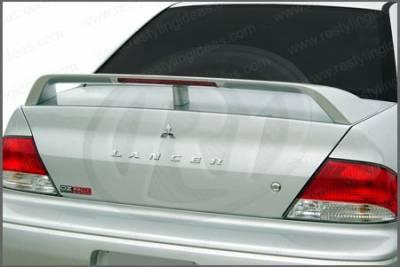 Spoilers - Custom Wing - Restyling Ideas - Mitsubishi Lancer Restyling Ideas Factory Style Spoiler with LED - 01-MILA02FL