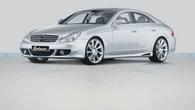 CL Class - Body Kits - Lorinser - Mercedes CLS W219 Aero Kit