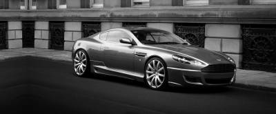 DB9 - Body Kits - Kahn - Aston Martin DB9 S Style Aero Kit