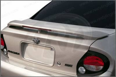 Spoilers - Custom Wing - Restyling Ideas - Ford Taurus Restyling Ideas Custom Style Spoiler with LED - 01-NIMA00FL