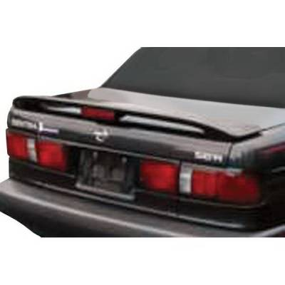 Spoilers - Custom Wing - Restyling Ideas - Nissan Sentra Restyling Ideas Spoiler - 01-NISE91FL