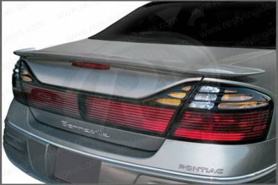 Spoilers - Custom Wing - Restyling Ideas - Pontiac Bonneville Restyling Ideas Factory Style Spoiler - 01-POBO00F