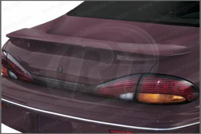 Spoilers - Custom Wing - Restyling Ideas - Pontiac Bonneville Restyling Ideas Factory Style Spoiler - 01-POBO96F