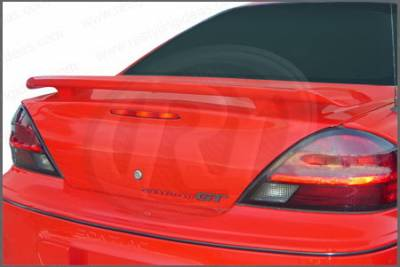 Spoilers - Custom Wing - Restyling Ideas - Pontiac Grand Am Restyling Ideas Factory Style Spoiler - 01-POGA04F