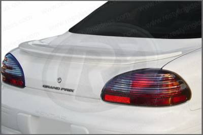 Spoilers - Custom Wing - Restyling Ideas - Pontiac Grand Prix Restyling Ideas Factory Style Spoiler - 01-POGP97F