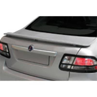 Spoilers - Custom Wing - Restyling Ideas - Saab 9-3 Restyling Ideas Spoiler - 01-SA9308F4
