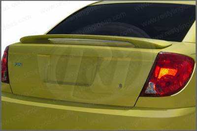 Spoilers - Custom Wing - Restyling Ideas - Saturn Ion Restyling Ideas Factory 2-Post Style Spoiler - 01-SAIO03F2-2P