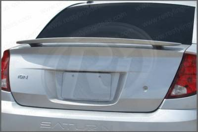 Spoilers - Custom Wing - Restyling Ideas - Saturn Ion Restyling Ideas Factory 2-Post Style Spoiler - 01-SAIO03F4