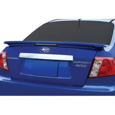 Spoilers - Custom Wing - Restyling Ideas - Subaru Impreza Restyling Ideas Spoiler - 01-SUIM08FLL