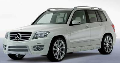 GLK Class - Body Kits - Lorinser - Mercedes-Benz GLK Class Lorinser Body Kit