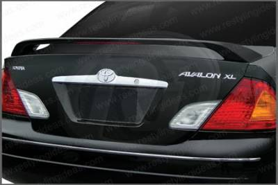 Spoilers - Custom Wing - Restyling Ideas - Toyota Avalon Restyling Ideas Factory Style Spoiler with LED - 01-TOAV00FL
