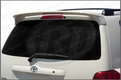 Spoilers - Custom Wing - Restyling Ideas - Toyota Highlander Restyling Ideas Spoiler - 01-TOHI01F